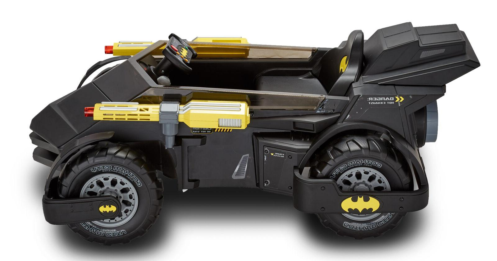Electric For Kids To Ride Toys Batman Batmobile 6V Boy