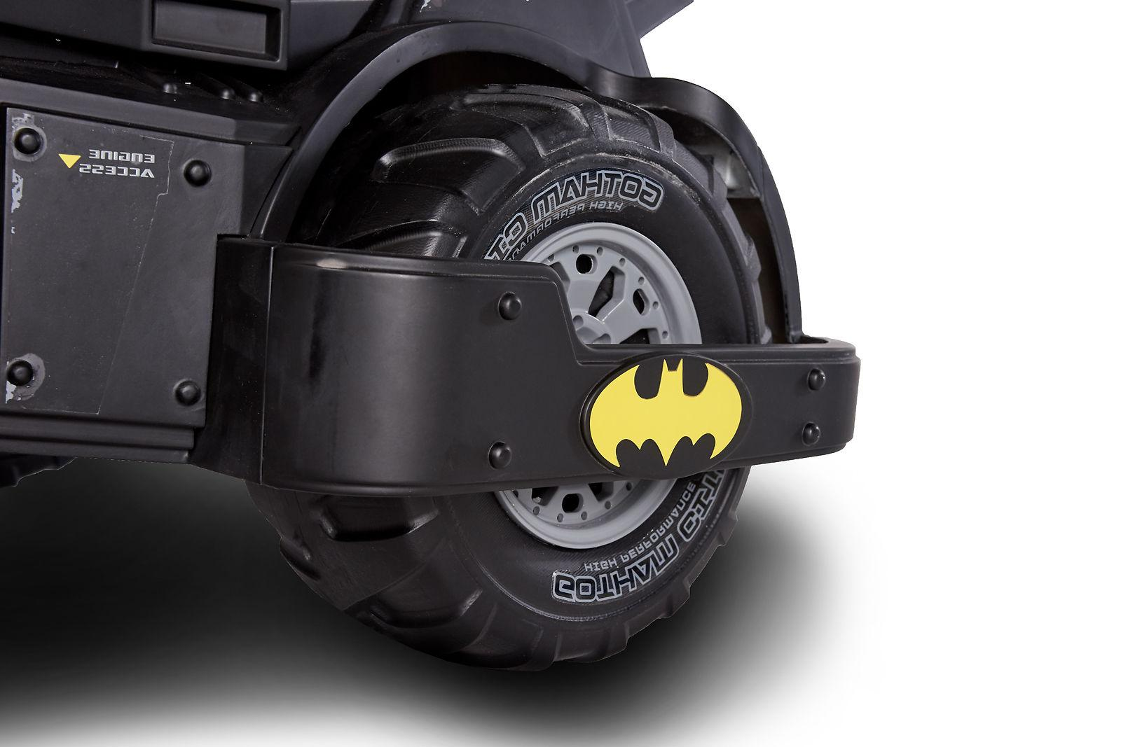 To On Batman Motorized