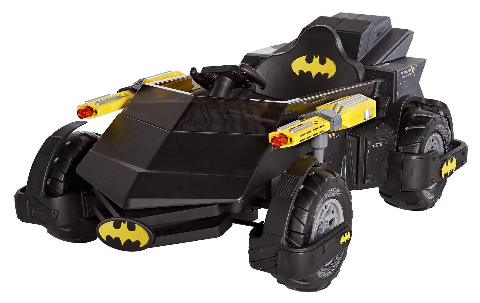 Electric Kids To Ride Toys Batman Motorized