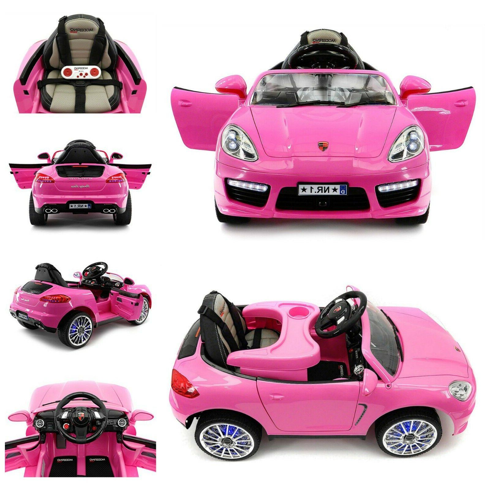 electric cars for kids to ride toy