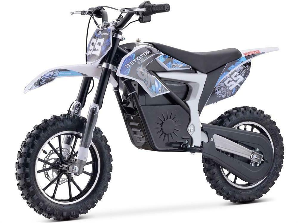 electric dirt bike lithium