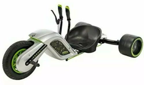 electric green machine 24 volt ride on