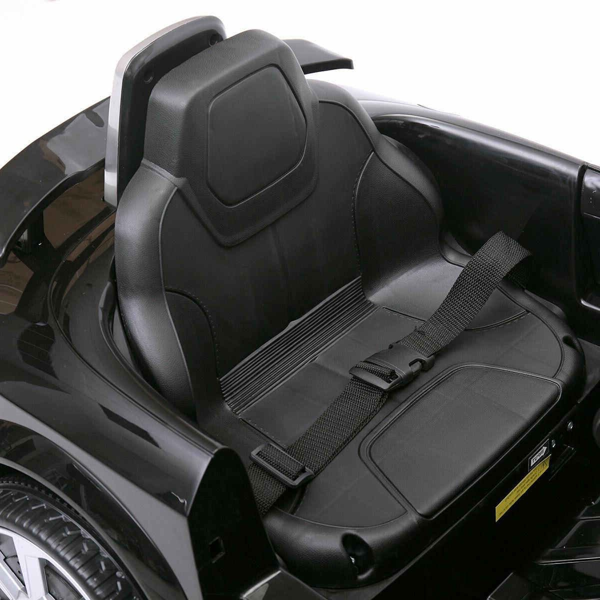 Electric On Car TT 12V Black