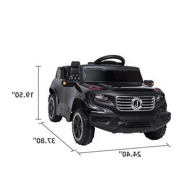 Electric Kids on Car Toys Battery Control