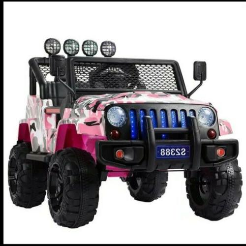 electric kids ride on cars 12v battery