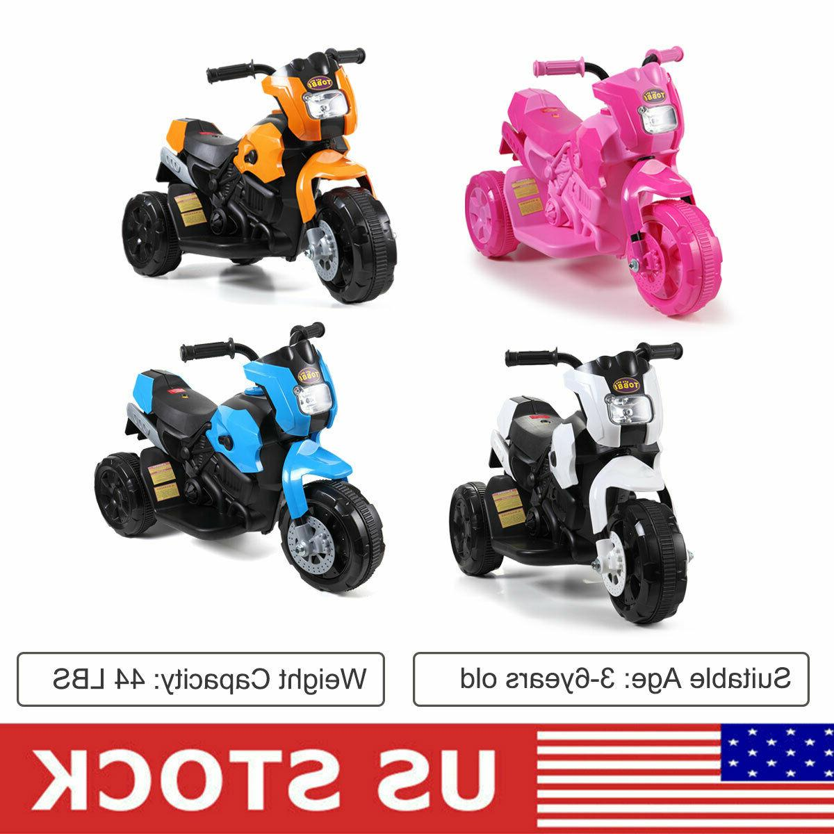 electric motorcycle kids ride on toy bicycle