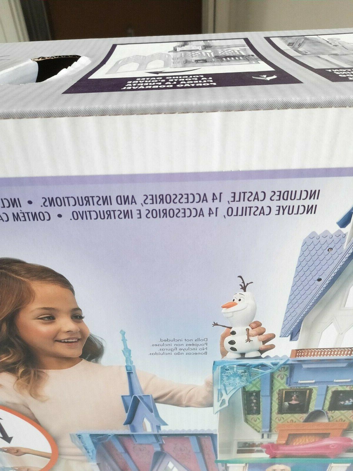 Disney Frozen Arendelle Playset Kid Palace Toy Elsa