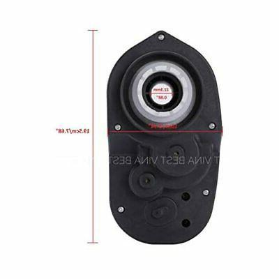 Gearbox Hole 24 Volt Power On Car Part