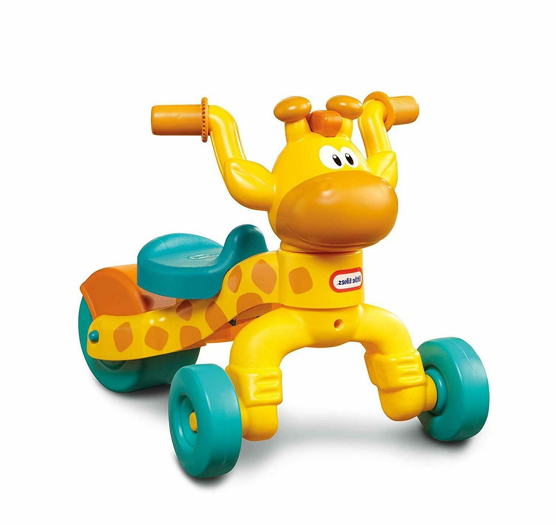 go and grow lil rollin giraffe ride