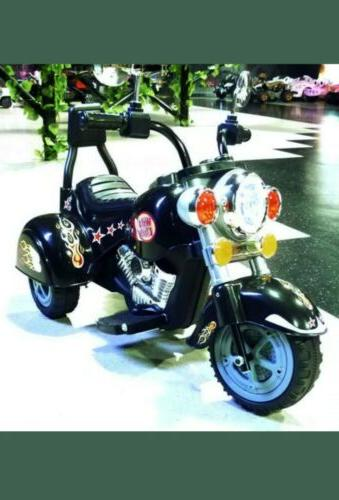 Harley Style Motorcycle Ride Electric