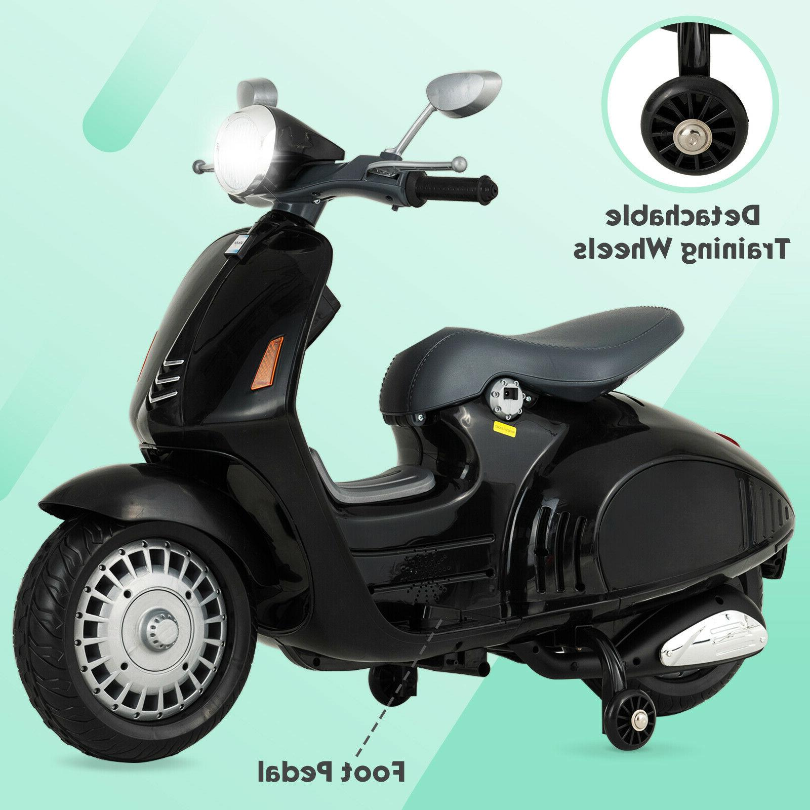 12V Ride Motorcycle w/