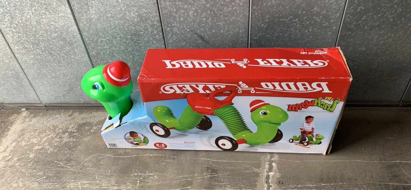 inchworm classic bounce and go ride on