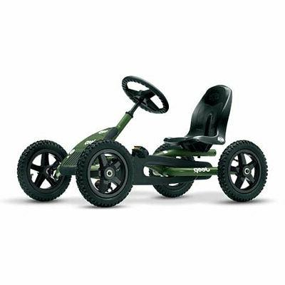 Pedal Powered for Kids Adjustable Ride Toy