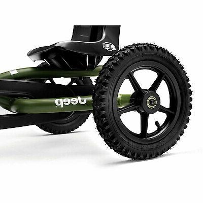BERG Pedal Powered Go-Kart Kids Toy