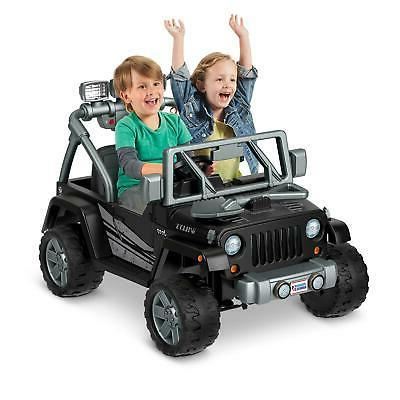 Power Wheels Jeep Wrangler Willys Ride-on Vehicle Car Toy Fo