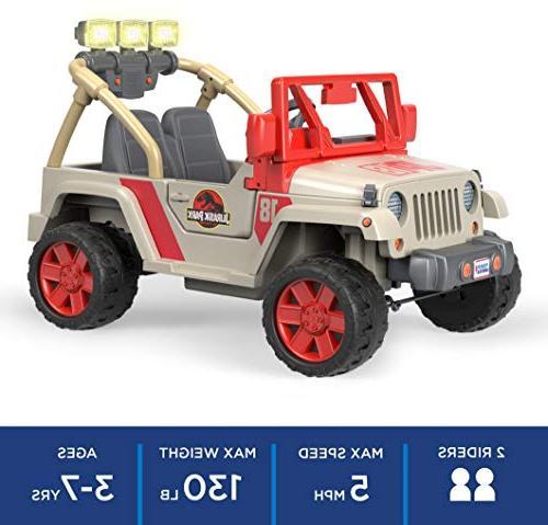 Power Jurassic Jeep