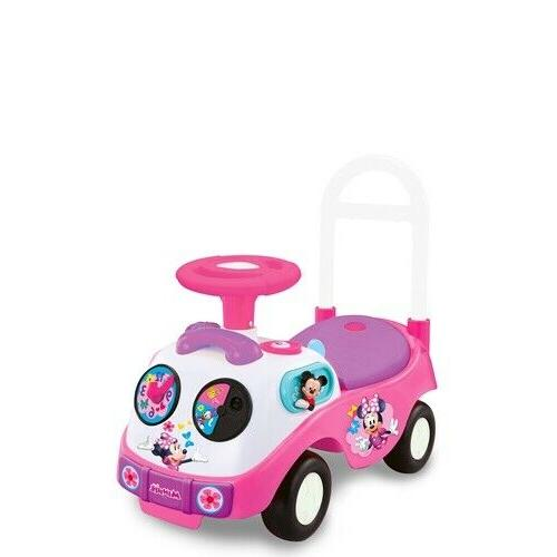 Kiddieland Disney My Minnie Ride-On Toy Girls Outdoor Fun New