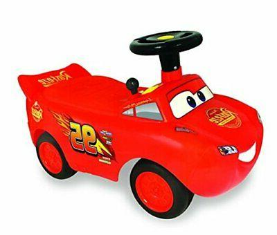 kiddieland toys limited my lightning mcqueen racer