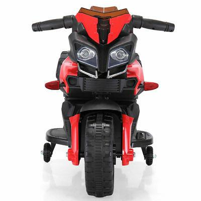 Motorcycle Car Battery Ride Toy