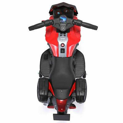 Motorcycle 6V Battery Powered Ride Toy