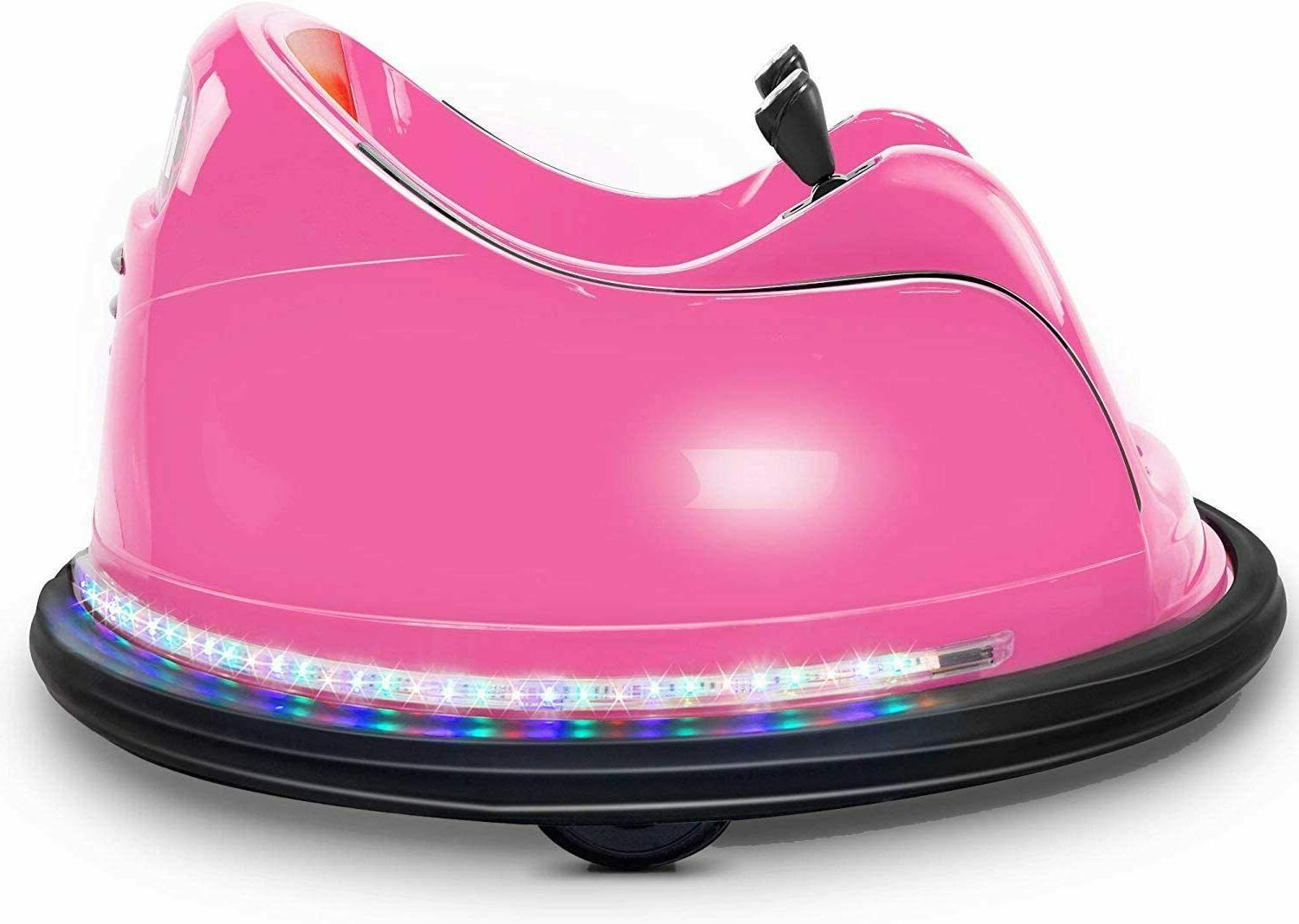 Kids ASTM-Certified Electric Pink