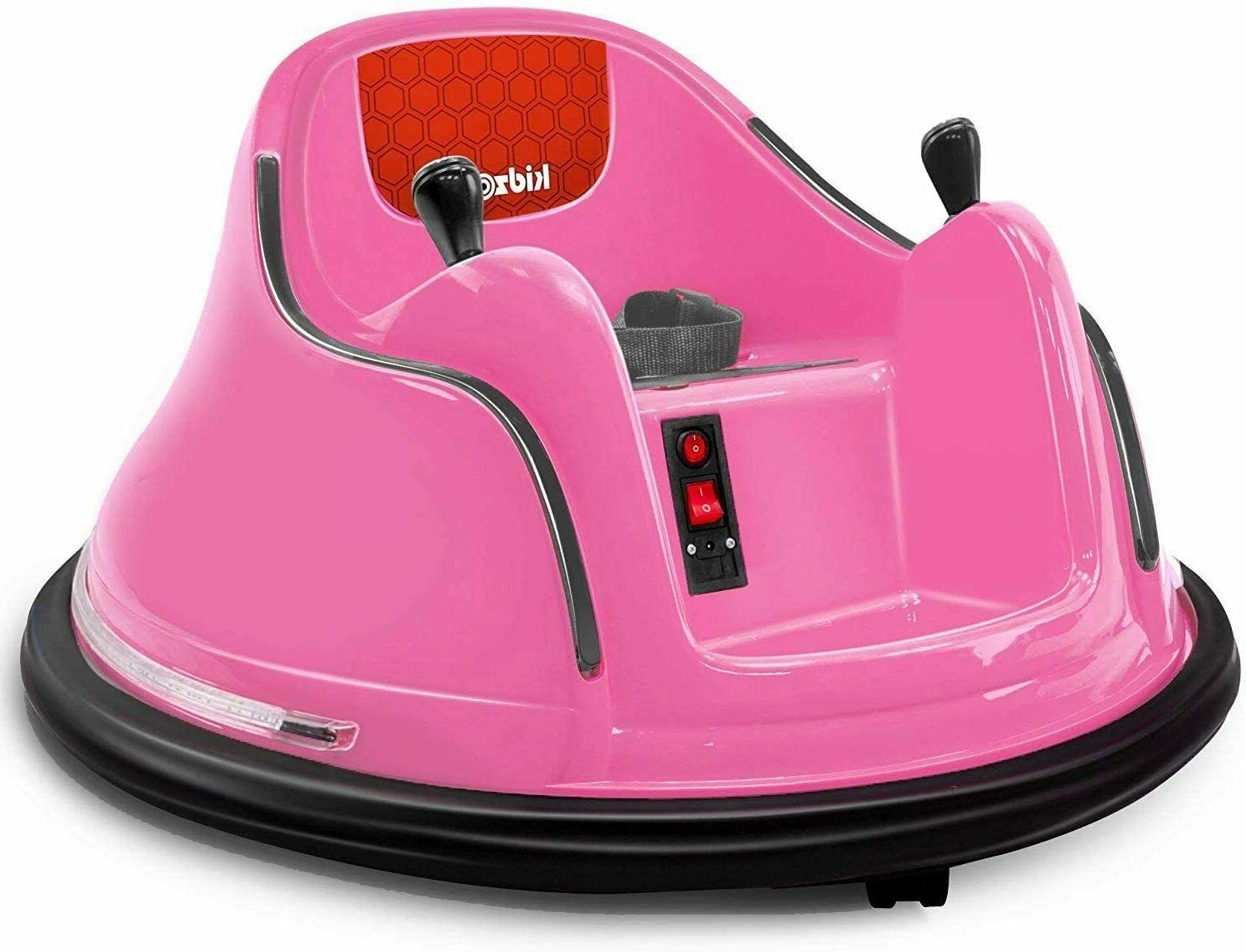 Kids Electric Remote Control 360 Pink