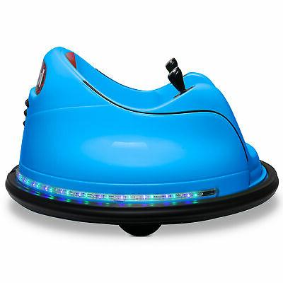 Kids ASTM-certified Ride On Bumper W/ Remote 360 Spin