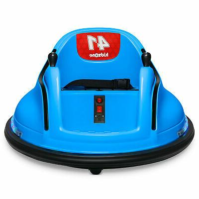 Kids Electric Ride On W/ Remote Control 360 Spin