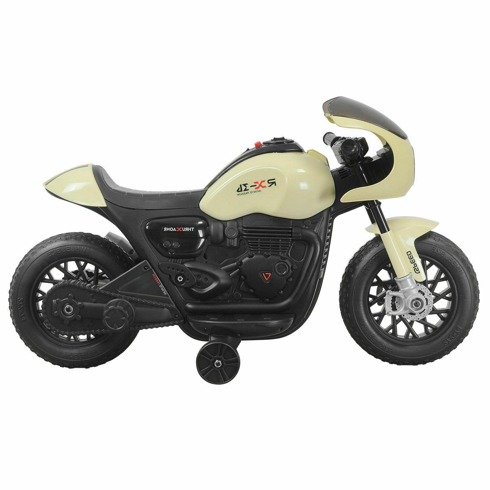 Kids Child Ride Motorcycle Toy Wheels