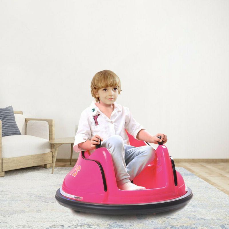 Kids Electric Ride Bumper W/ Remote 360