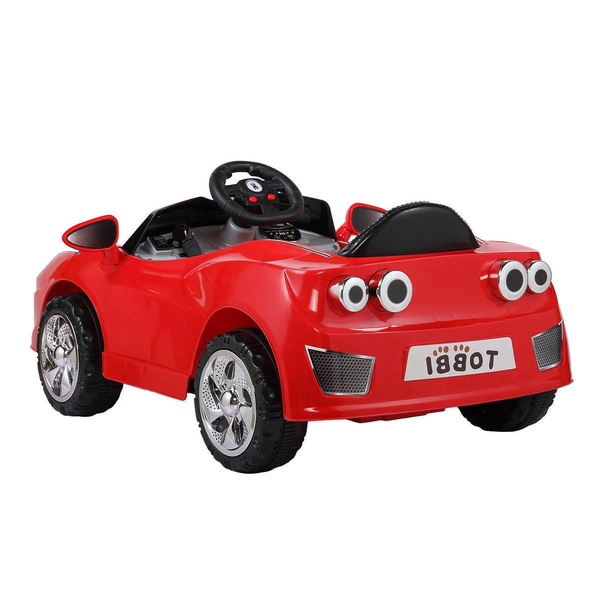 Kids Ride Electric 6V Power Gift W/ Remote Control