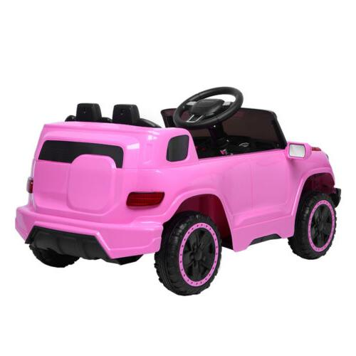 Kids Ride Toys Power 3 Speed Mode Remote Control
