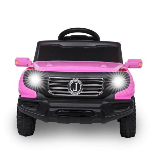 kids ride on car toys electric battery
