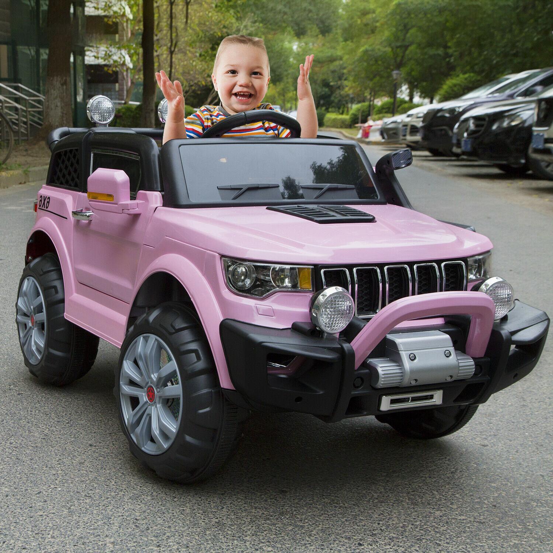 12v electric kids ride on car toys