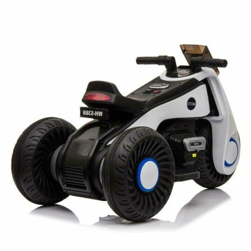 12V Electric Kids Ride on Cars Toy With Wheels Drive