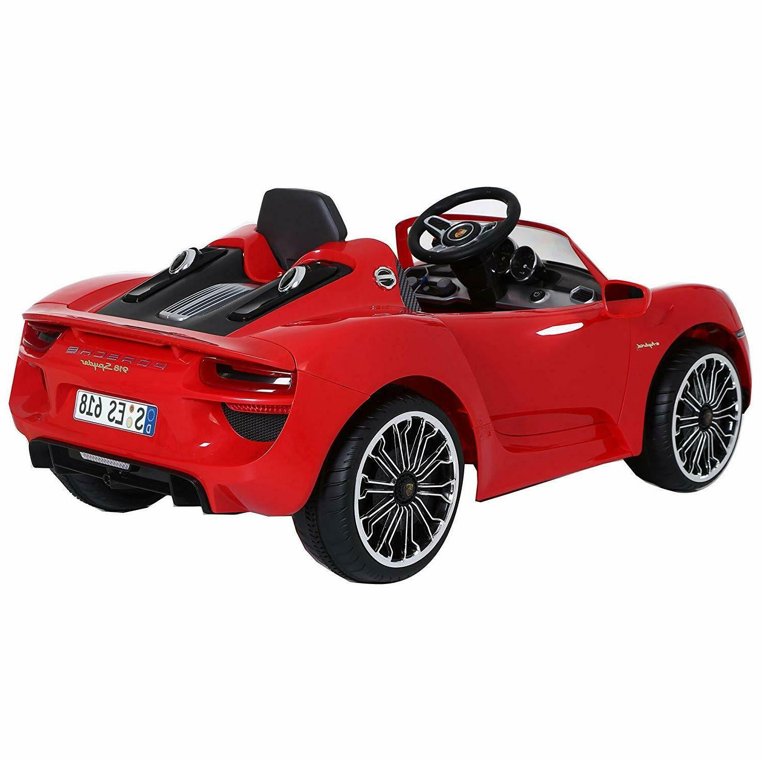 Kids Ride Sport Vehicle Electric Powered Toy Play
