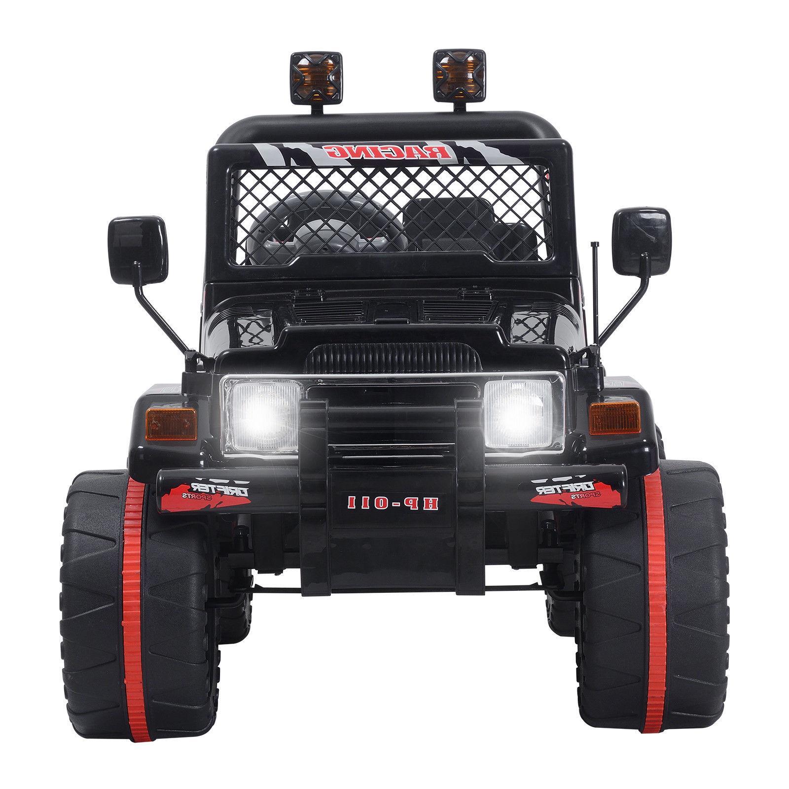 Kids Wheels Control LED Light Toy