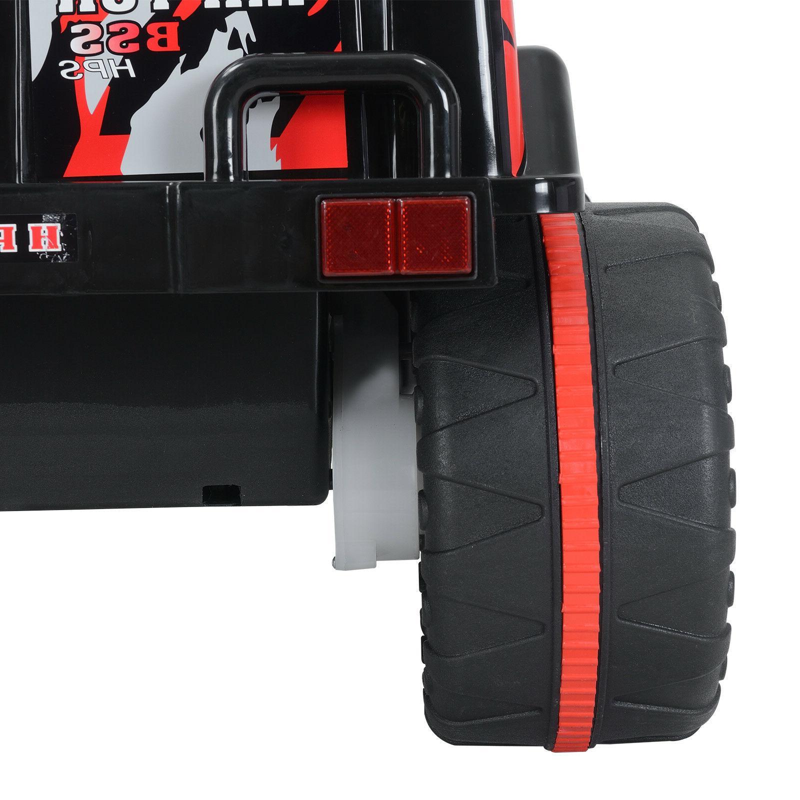 Kids Jeep Ride Car 12V Wheels LED