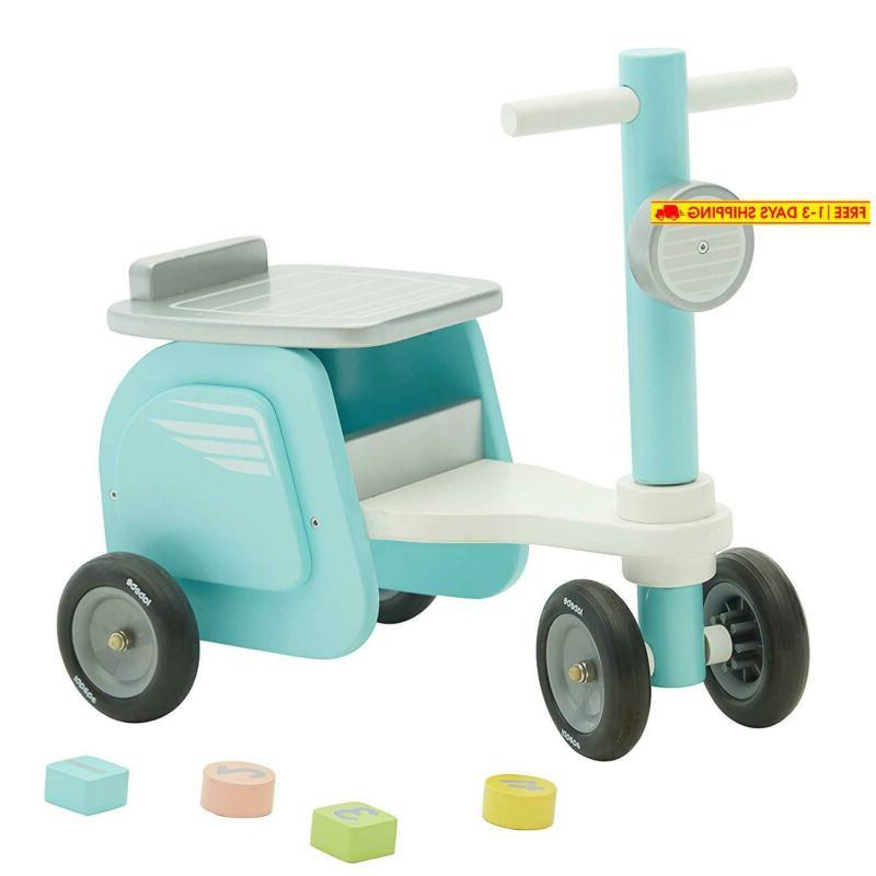 kids ride on toys blue