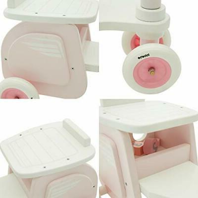 Labebe Kids' Ride Toys-Pink
