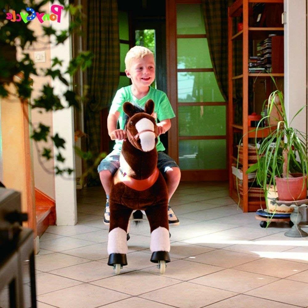 Horse Cycle Indoor Outdoor Boy New