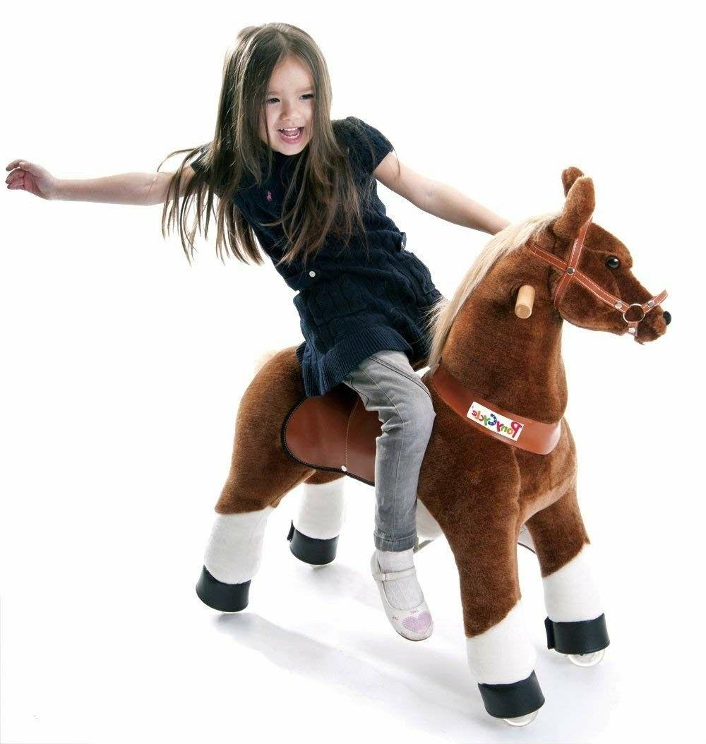 Kids Riding Toy Horse Boy New