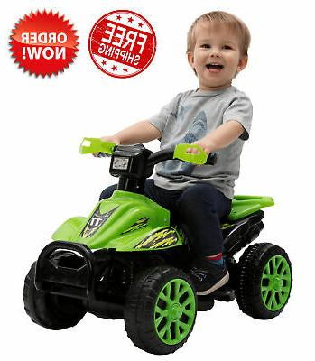 Electric Battery Operated Ride On Car For Kids Toddler Elect