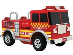 Battery Operated Firetruck