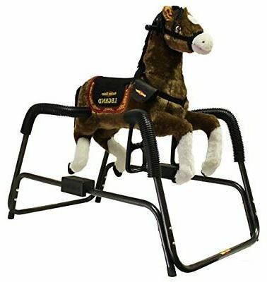 Legend Animated Plush Spring Horse