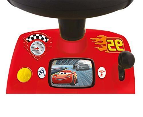 Kiddieland Limited My Lightning McQueen Racer On