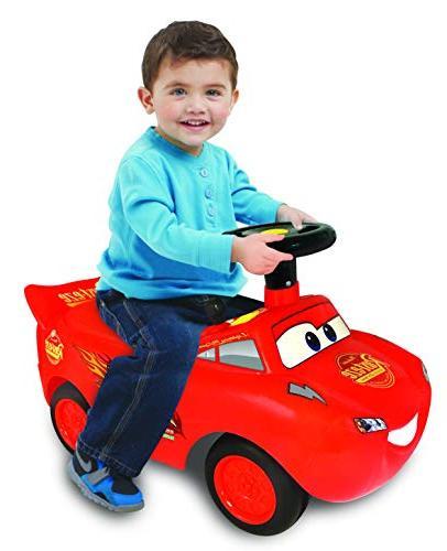 Kiddieland Toys Limited My Lightning McQueen On
