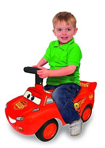 Kiddieland Toys Lightning McQueen On