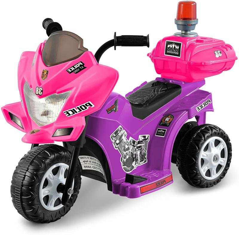 Lil Patrol 6V, Purple and Pink