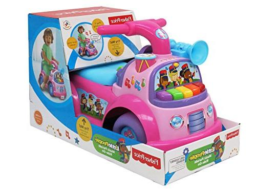 Little People Fisher-Price Parade On,